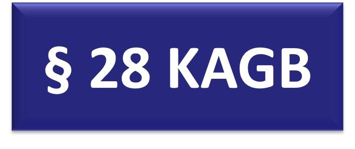 § 28 KAGB